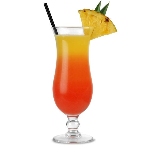 Hurricane Cocktail pohár 6ks