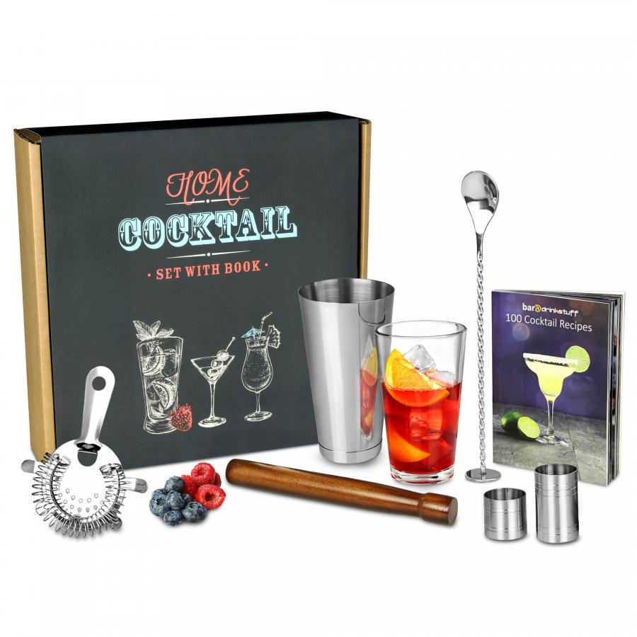 Boston Cocktail set